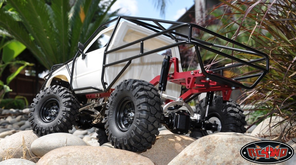 Rc4wd Hilux And Mojave Tube Exocage For Trail Finder Rc4zc0033 Rc