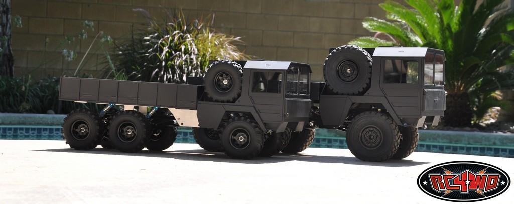 6x6 rc truck - Pho la jolla