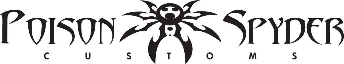Poison Spyder Logo Poison Spyder Bombshell Diff