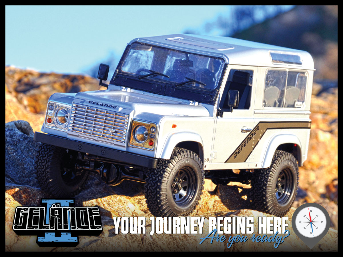 Phenomenal Rc4Wd Gelande Ii Truck Kit W D90 Body Set Wiring Digital Resources Ommitdefiancerspsorg