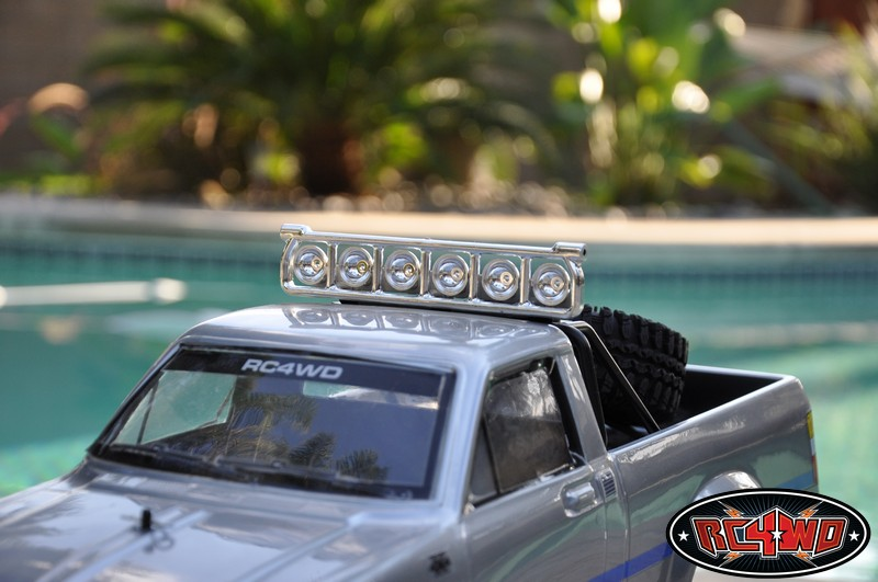 Roll bar for tamiya body sets with light bar aloadofball Gallery